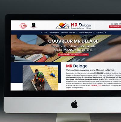 Breizhdez.fr : Réalisation de site web et blog