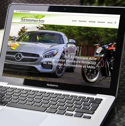 Breizhdez.fr : Réalisation de site web et blog : spécialisée dans le nettoyage et la rénovation esthétique Automobile et Moto
