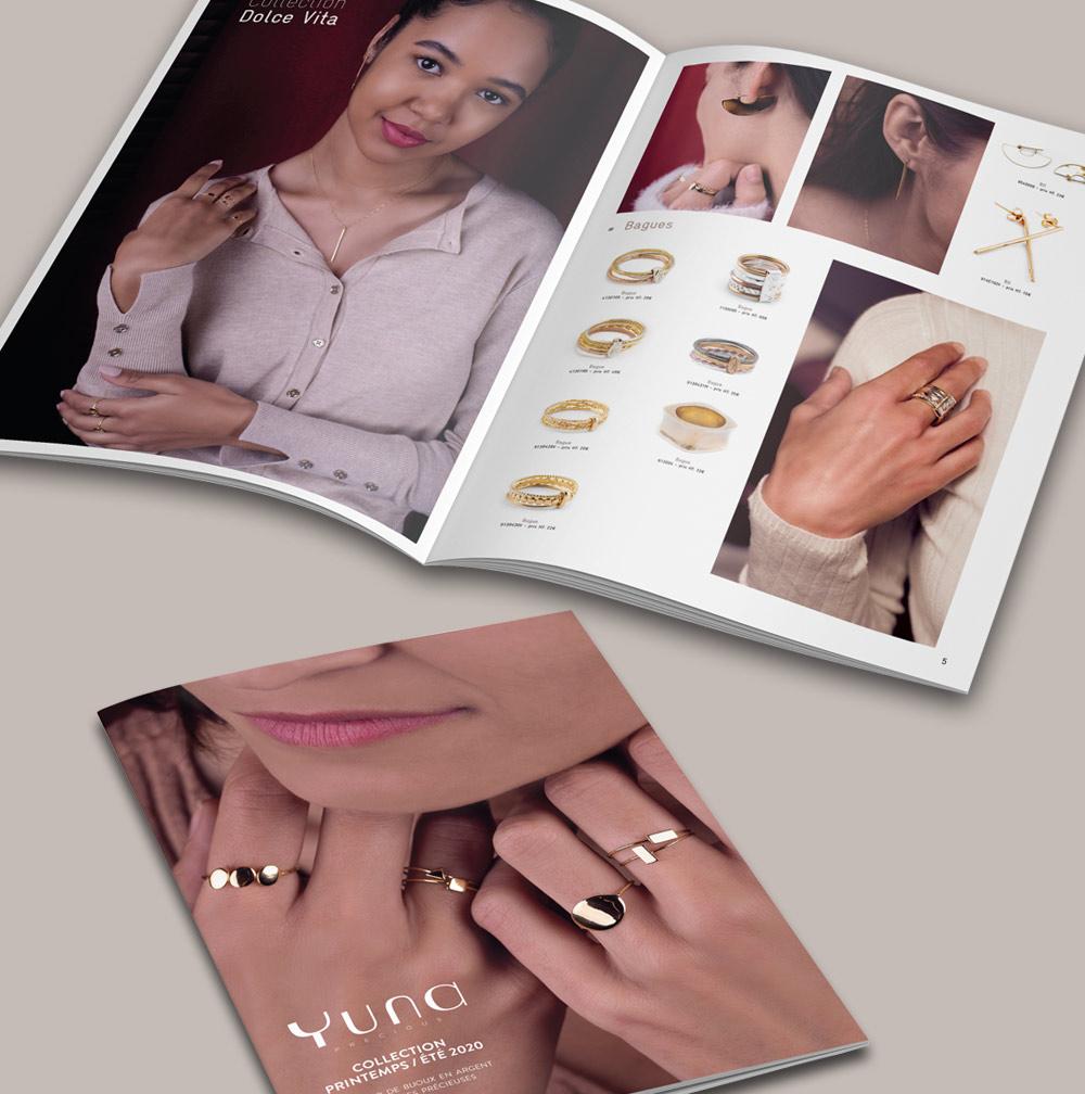 Catalogue Bijoux